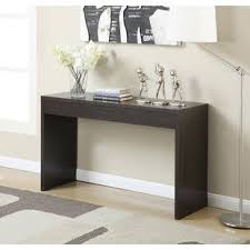 Wood Sofa Table Console Sofa And Entryway Tables Joss