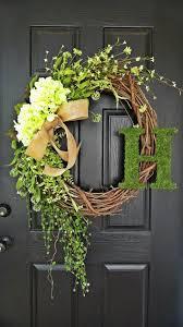 create a diy fundraiser design wreaths for the front door