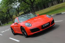 used porsche 911 singapore porsche 911 review turbo transformation