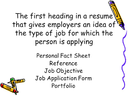 Resume Of Job Application by How To Get A Job Chapter 16 Test Tuesday Nov Ppt Download