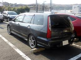 mitsubishi ralliart custom file 2nd generation mitsubishi lancer cedia wagon ralliart rear