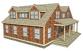 How To Build Dormers Making Shed Dormers Work Fine Homebuilding