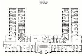 university floor plan founders hall university of dayton ohio