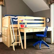 wooden loft bunk bed with desk full size loft bunk bed full size bunk bed with desk living room