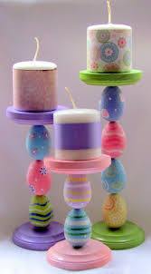 easter home decorating ideas diy easter candle holder diy easter home decoration ideas