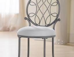 Small Bathroom Chairs Classy 70 Vanity Bathroom Bench Inspiration Of Shea Satin Nickel
