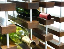 Trellis Wine Vinotemp Cellar Trellis Wine Rack Vinotemp 18 Bottle Dual Zone