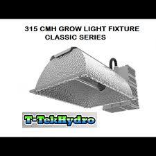 315w cmh grow light 1 t tekhydro 315w ceramic metal halide grow light fixture classic
