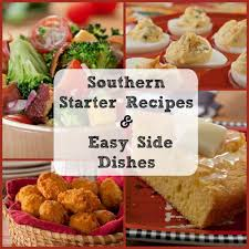 Southern Comfort Appetizers Southern Cooking 12 Starter Recipes And Easy Side Dishes Mrfood Com