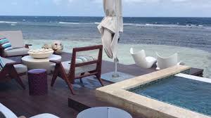 sandals jamaica over the water villa youtube
