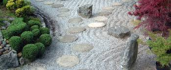 Zen Rock Garden by Miniature Japanese Zen Garden Design Photograph Japane