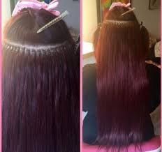 microbeads extensions microbead extension specialist hair extensions 1087 elm st