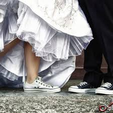 Wedding Shoes Converse Best 25 Wedding Sneakers Ideas On Pinterest Kate Spade Wedding