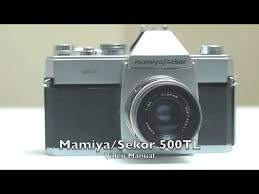 mamiya sekor 500dtl video manual youtube