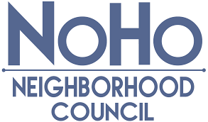 Los Angeles Neighborhood Council Map by North Hollywood Neighborhood Council