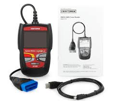 amazon com craftsman obd2 auto diagnostic scanning tool