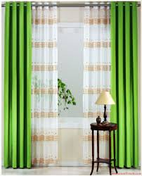 bedroom decor item green and gold combination