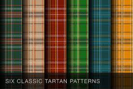 classic tartan patterns patterns creative market