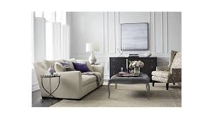Cream Sofa And Loveseat Verano Cream Sofa Crate And Barrel