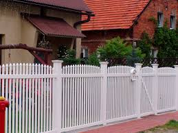 garden fence pvc traditional arch over top fence