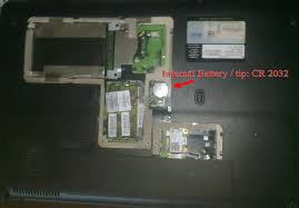 primary internal battery 601 hp support forum 542305