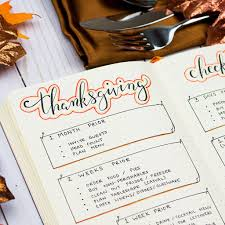 thanksgiving journal gratitude strategies for a stress free thanksgiving free