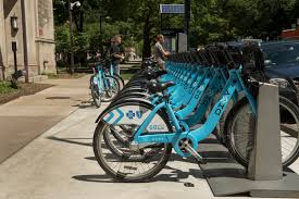 Divvy Map Chicago Department Of Safety U0026 Security Biking