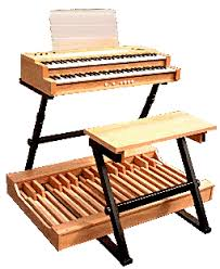Organ Bench Pictures