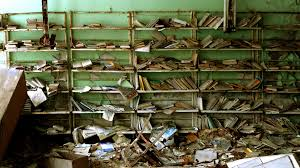 books wallpaper anime old paper apocalyptic old building books wallpapers hd