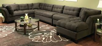 Sectional Sofas Near Me by Sectional Cindy Crawford Home Metropolis 4 Pc Microfiber