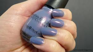 i relish nail polish sinful colors zeus swatch