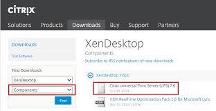 printable job application for ups citrix ups components download locations citrix blogs