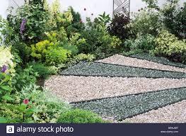 Gravel Garden Design Enchanting Decor Ca Dry Garden English