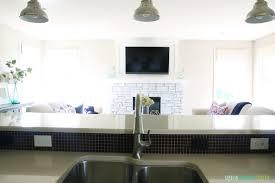 a new kitchen faucet installation life on virginia street