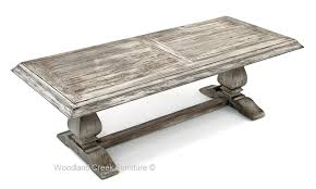 gray wash dining table magnificent rustic gray dining room table with rustic trestle dining