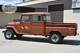 land cruiser fj40 1989 brown 4x4 truck fj land cruiser fj40 fj45 for sale photos