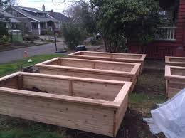 bed designs plans raised bed gardens plans home outdoor decoration