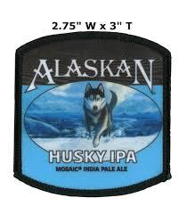 National park badge patch alaska travel state park embroidered
