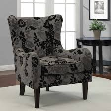 strandmon wing chair bedroom shabby chic style with upholstered