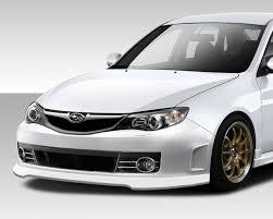 subaru car 2010 subaru impreza wrx front bumpers 2008 2011 subaru impreza 2008