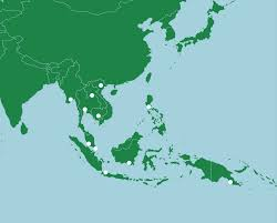 map of asia countries and cities southeast asia cities map quiz