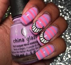 cheshire cat nails youtube