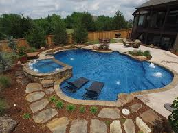 wichita outdoor living pool construction and landscaping