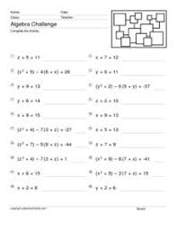 algebra free worksheets free worksheets library download and