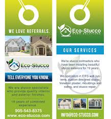 custom design contests eco stucco home solutions custom design