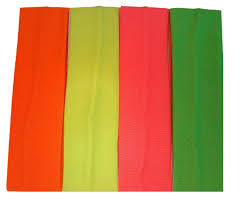 stretch headbands stretch headbands neon 4 pack