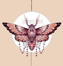 1000 ideas about moth on tattoos moth