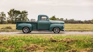 1952 Ford Truck Vintage Air - 1952 ford f1 pickup s140 kissimmee 2017
