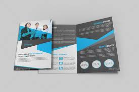 brochure template 22 bi fold brochure psd templates free premium creative