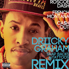 driicky graham snap backs u0026 tattoos remix ft roscoe dash